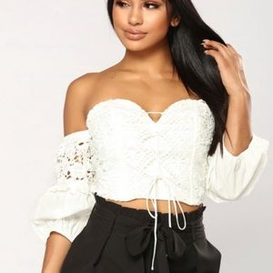 Fashion Nova Crop Top